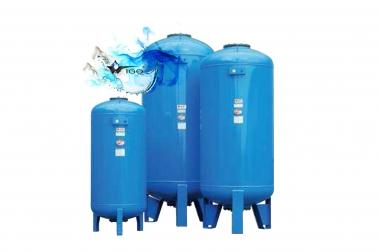 Zbiorniki zamknięte membranowe do wody