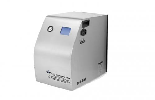 Nowoczesne urządzenia do demineralizacji wody spełniające normy farmakopei polskiej VIII. Woda do laboratorium