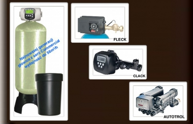Serwis urządzeń technologii uzdatniania wody