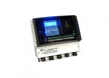 System kontroli pracy stacji uzdatniania wody do 6 urządzeń uzdatniania wody