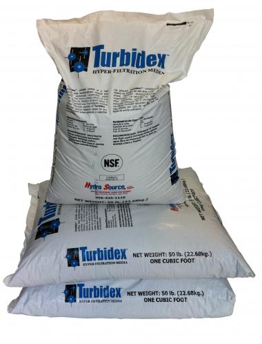 Złoże do filtrów basenowych Turbidex