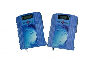 Urządzenia do ciągłego opomiarowania wody, sterowanie progowe