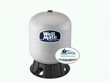 Zbiorniki hydroforowe membranowe Wellmate  kompozytowe