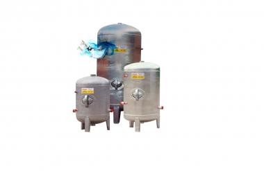 Zbiorniki hydroforowe stalowe ocynkowane