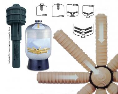 grzybki filtracyjne do filtrów basenowych