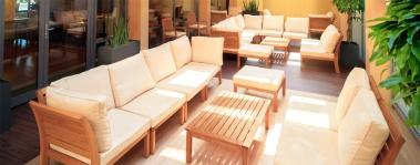 Nowoczesne Meble Wypoczynkowe Wigo Milano dla Hoteli, Spa, Restauracji i Domu