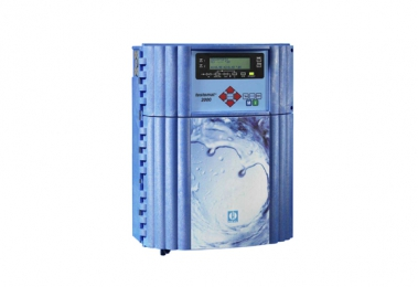 TESTOMAT 2000 DUO pomiar naprzemiennie twardości całkowitej, zasadowości m wody on–line