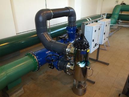 Dezynfekcja Wody Lampą UV o Wydajność 500 m3/h Wodociąg Nysa