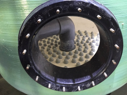 Najlepsze złoże do technologii basenowej - WG-THF 3-5 hiperfiltracja!