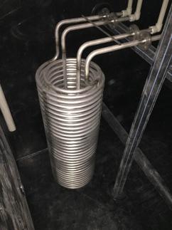 Zabezpieczenie fontanny placu zabaw dla dzieci filtracja sedymentacyjna bocznikowa 15 m3/h, dezynfekcja UV, regulator kontrolno pomiarowy dozowanej...